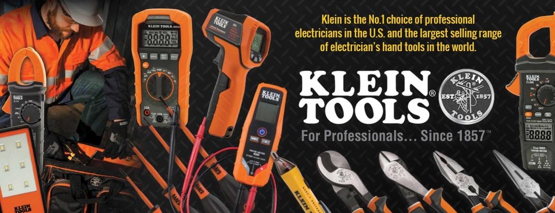 Klein-Tools-Banner
