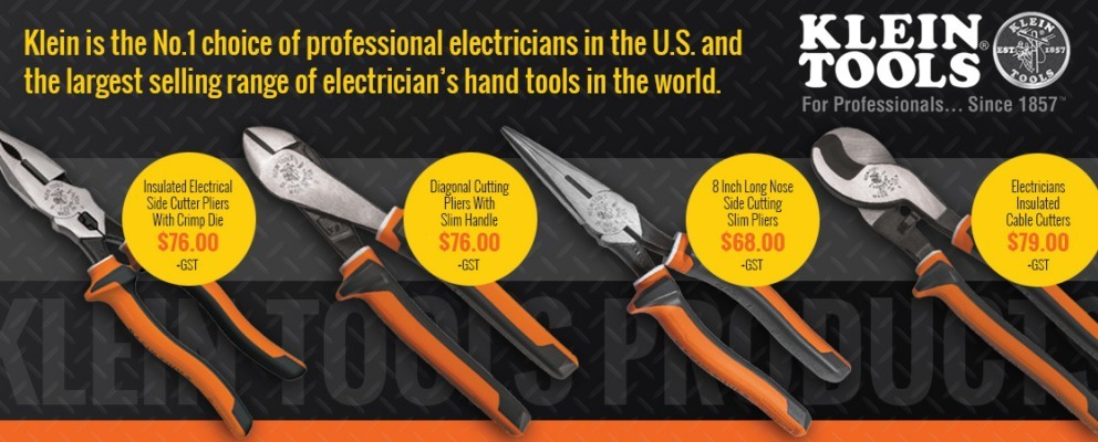 Klein Tools - Hand Tools