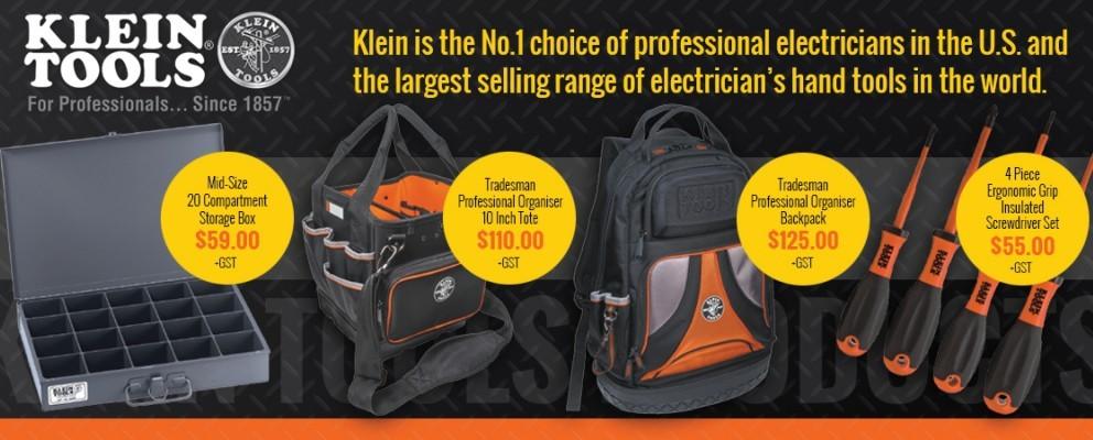 Klein Tools - Storage & Organisers