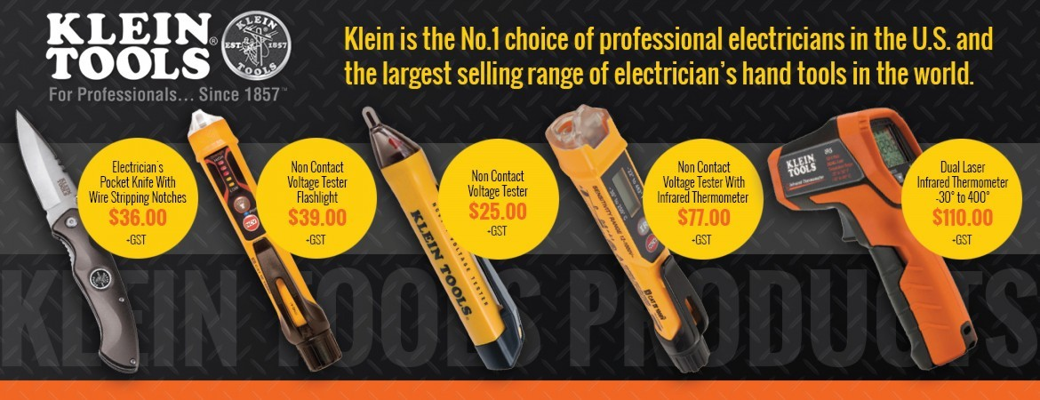 Klein Tools - Voltage Testers