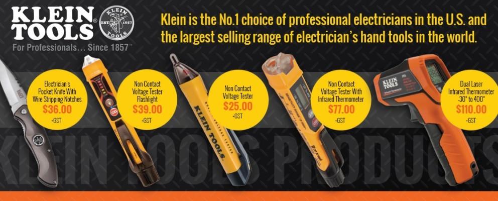 Klein Tools - Voltage Testers