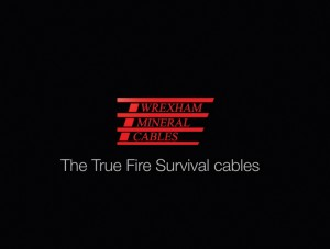 WMC - The True Fire Survival Cable