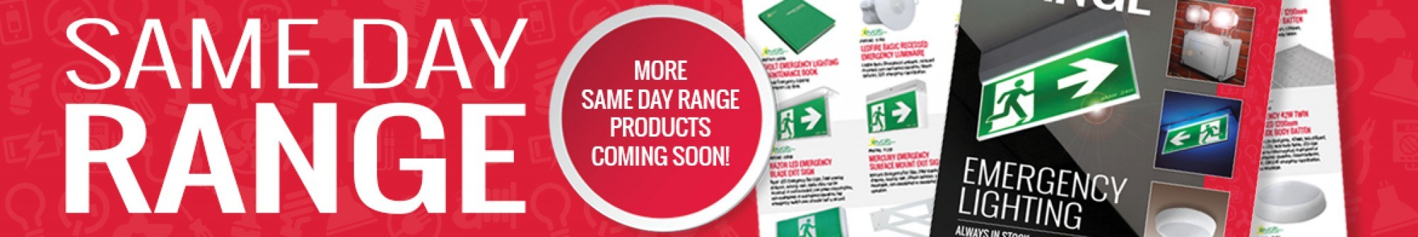 Same Day Range Products