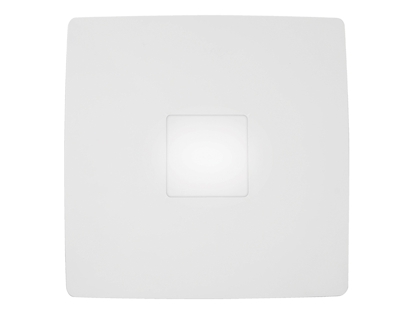 Fantech FANRESPG150SQWH-LED