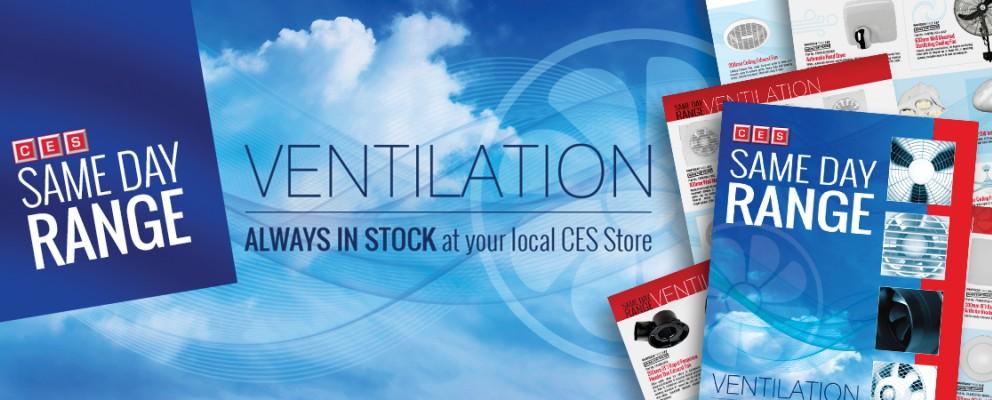 SDR - Ventilation