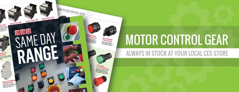 SDR - Motor Control Gear