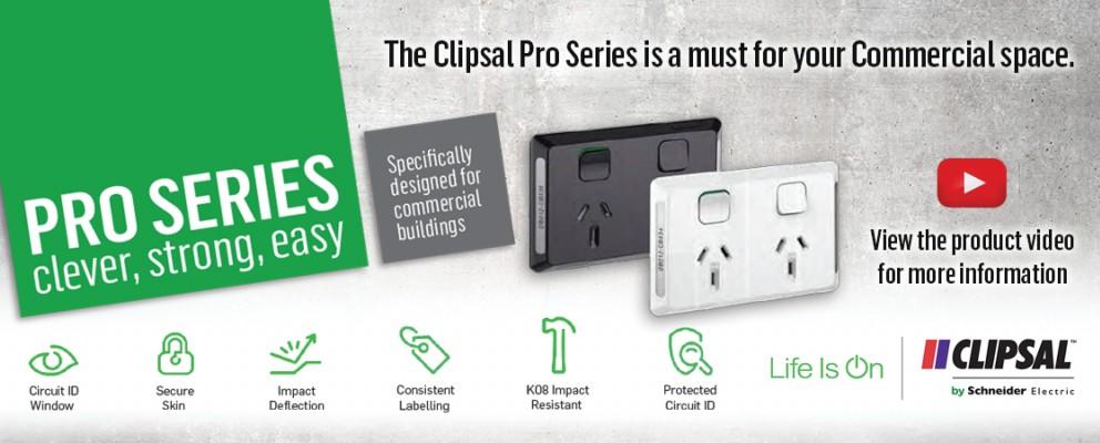 Clipsal - Pro Series
