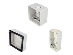 Mounting Enclosures & Lids